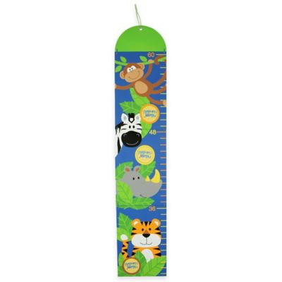 Blue Green Growth Chart