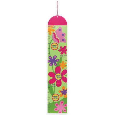 Green Pink Growth Chart