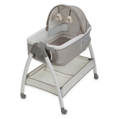 Graco® Dream Suite™ Bassinet in Cream/Brown
