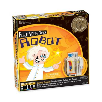 Great Explorations® Build Your Own Robot™