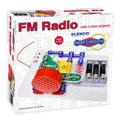 Snap Circuits® Mini Kit: FM Radio