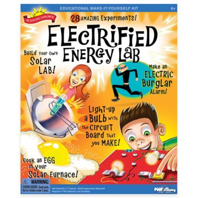 Scientific Explorer® Electrified Energy Lab