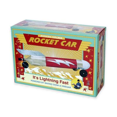 Scientific Explorer® Rocket Car