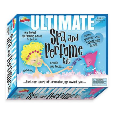 Scientific Explorer® Ultimate Spa and Perfume Kit
