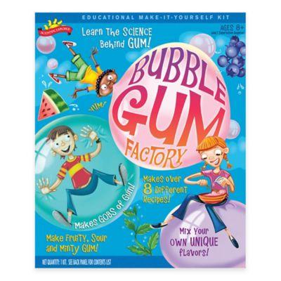 Scientific Explorer® Bubble Gum Factory