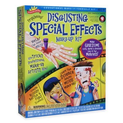 Scientific Explorer® Disgusting Special Effects Make Up Kit