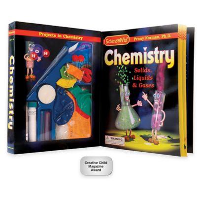 ScienceWiz™ Chemistry Kit