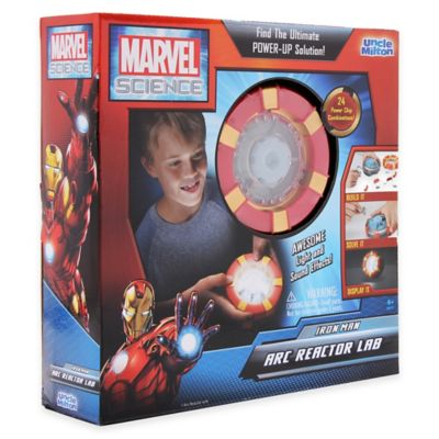 Marvel® Iron Man Arc Reactor Lab
