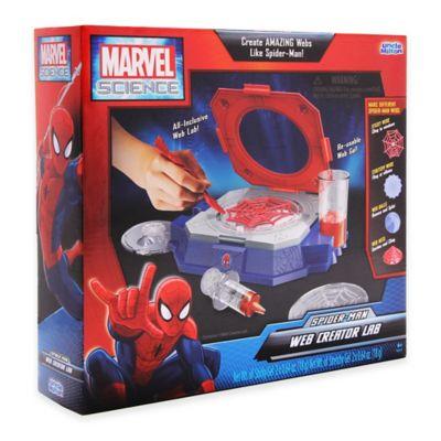 Marvel® Science Spider-Man Web Creator Lab