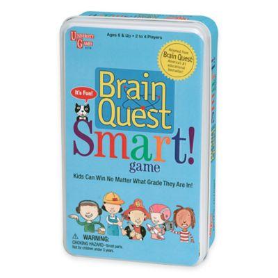 Brain Quest Smart Game in a Tin