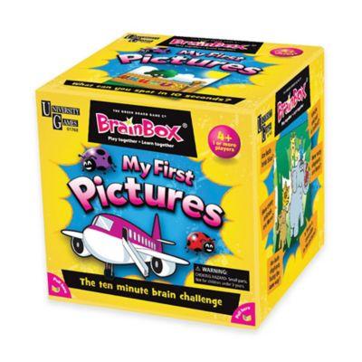 BrainBox® My First Pictures