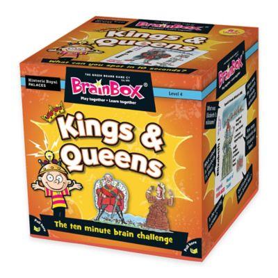 BrainBox® Kings & Queens
