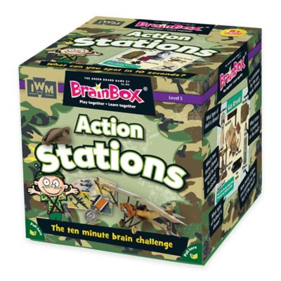 BrainBox® Action Stations