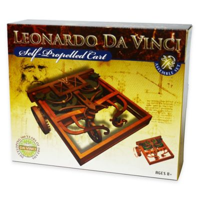 Leonardo Da Vinci Kits Self-Propelled Cart