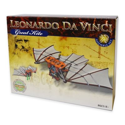Leonardo Da Vinci Kits Great Kite