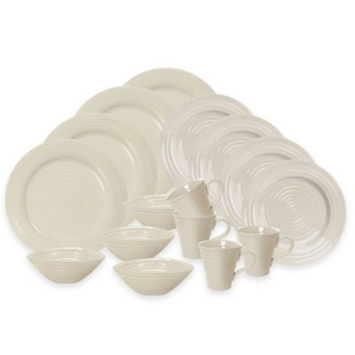 Sophie Conran for Portmeirion® 16-Piece Dinnerware Set in Pebble