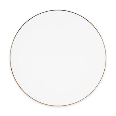 Olivia & Oliver Madison Gold 13-Inch Round Platter