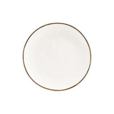 Gold Rimmed Plates