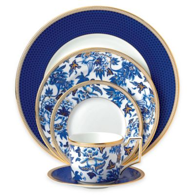 Wedgwood® Hibiscus 5-Piece Place Setting