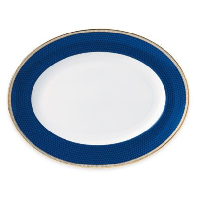 Wedgwood® Hibiscus Oval Platter