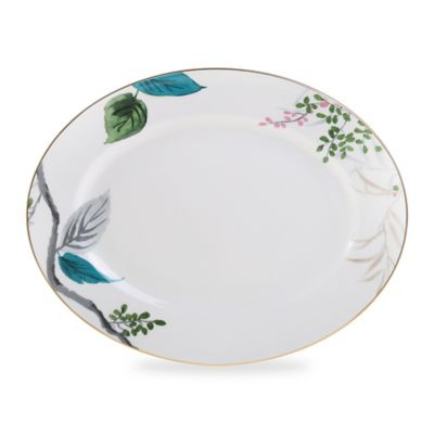 kate spade new york Birch Way™ Oval Platter