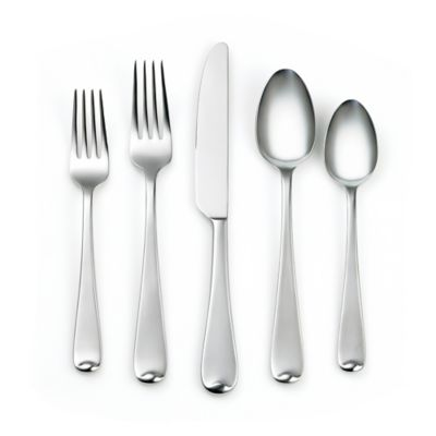 Cambridge® Silversmiths Vallari Frost 45-Piece Flatware Set