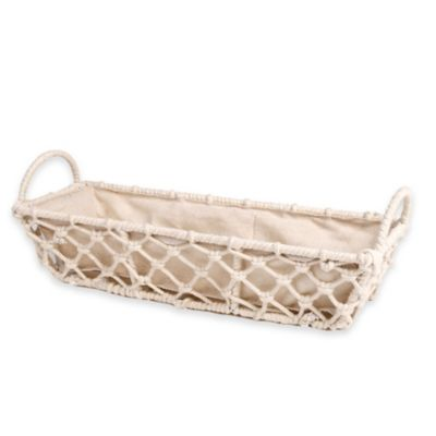 Journey Rope Tank Basket
