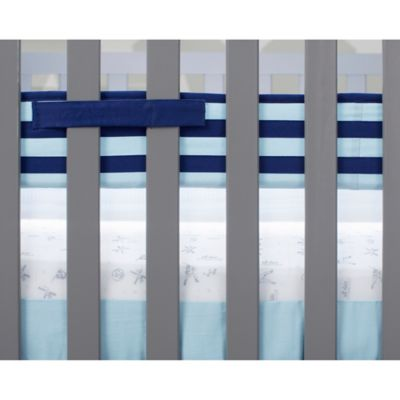 Just Born® Vintage Sports Fresh Air™ Crib Liner