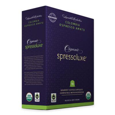 Spressoluxe Coffee Capsules