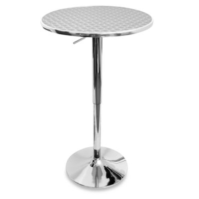 Airlift Adjustable Bistro Table