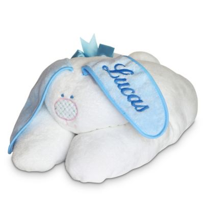 Silly Phillie® Creations Snuggle Bunny Blanket in Blue