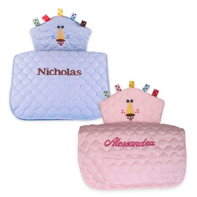 Blue Changing Pad for Baby