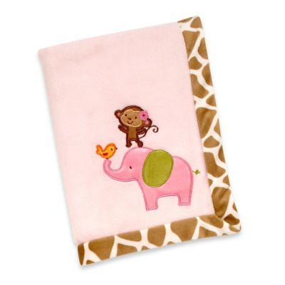 carter's® Jungle Jill Boa Blanket