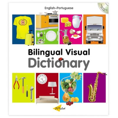 "Milet English-Portuguese ""Bilingual Visual Dictionary"""