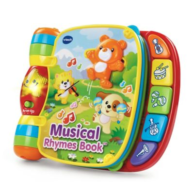 V-Tech® Musical Rhymes Book