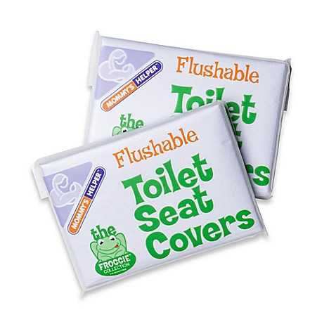 Buy Mommy S Helper 20 Pack Flushable Toilet Seat Covers