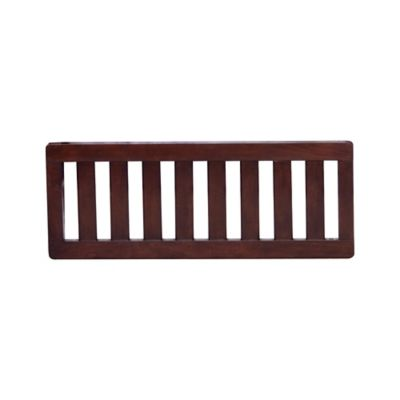 Simmons Kids® High Point Toddler Guard Rail in Molasses