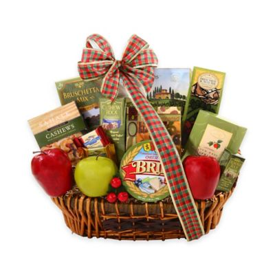 Alder Creek Classic Gourmet Fruit Gift Basket