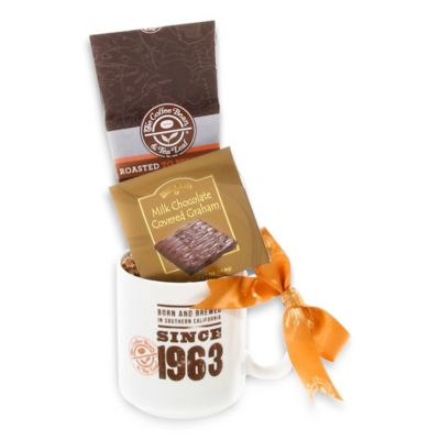 Alder Creek Coffee Bean and Tea Leaf Heritage Mug Gift Set