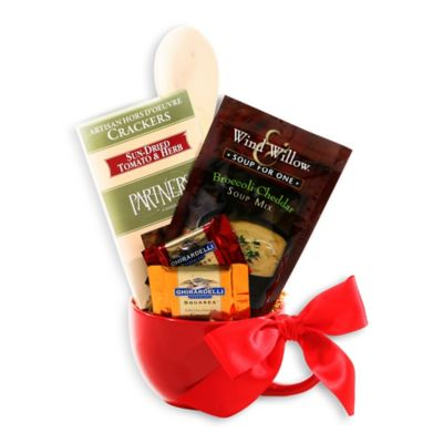 Alder Creek Red Cooking Mug Gift Set