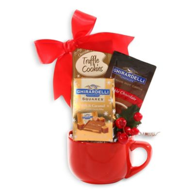 Alder Creek Ghirardelli Hot Cocoa Gift Set