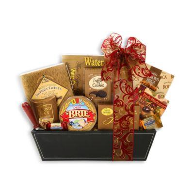 Alder Creek Sophisticated Gourmet Gift Basket