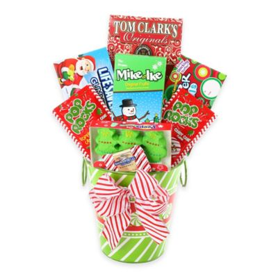 Alder Creek Santa's Coming To Town Gift Tin