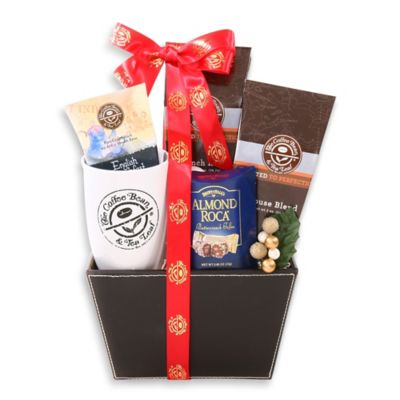 Alder Creek Coffee Bean & Tea Leaf Favorites Gift Basket