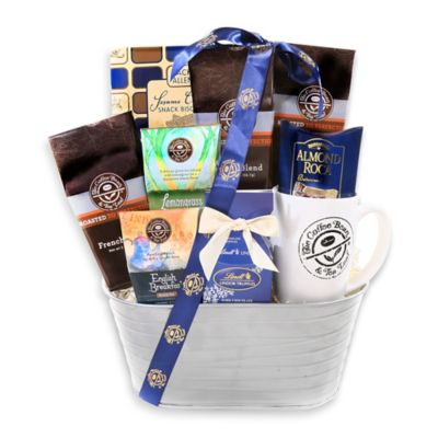 Alder Creek Coffee Bean & Tea Leaf Gift Tin