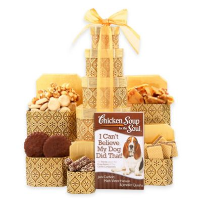 Chicken Soup For The Soul: Dog Lover Tower Gift Set