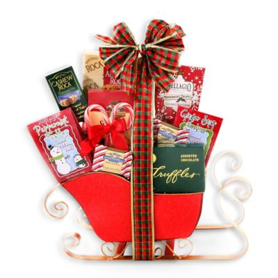 Alder Creek Holiday Sleigh Ride Gift Set