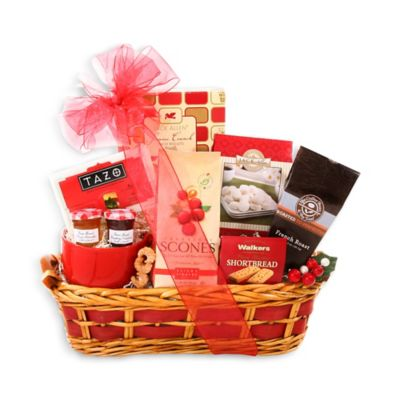 Alder Creek Morning Breakfast Gift Basket