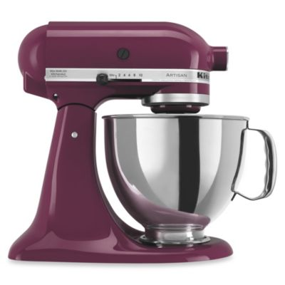 KitchenAid® 5-Quart Artisan™ Stand Mixer in Boysenberry