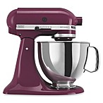 KitchenAid® Artisan® 5 qt. Stand Mixer in Boysenberry